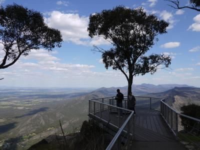 Grampian Mountain lookout
