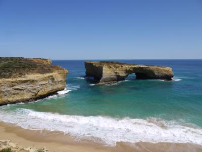London Bridge on the Great Ocean Road
