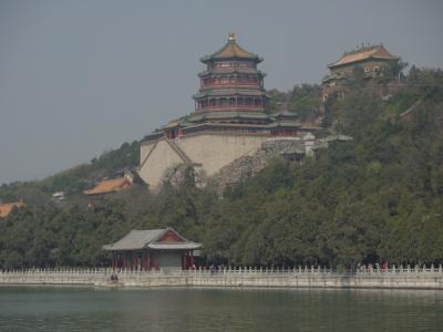 Summer palace near Beijing