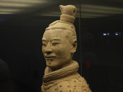 Terracotta warriors at Xi'an