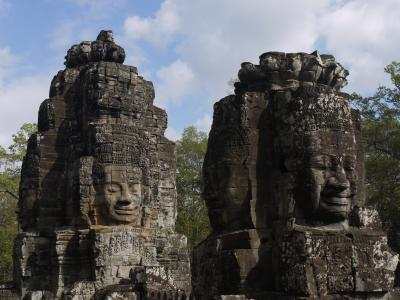 The Bayon at Angkor