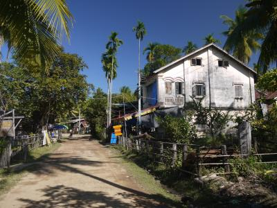Village on Don Khon